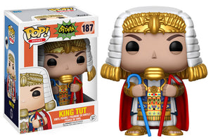 Funko Pop DC Batman Classic Series King Tut