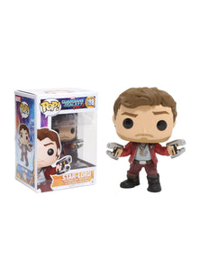 Funko Pop Movies - Star Lord #198