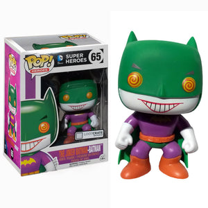Funko Pop DC The Joker Batman Lootcrate Exclusive