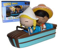 Dorbz Ridez: It's A Small World (Mexico And Holland With Small World Boat)