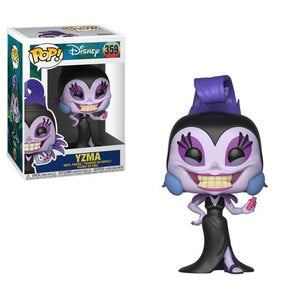 Pop Movies: Emperors New Groove - Yzma