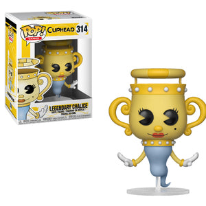 Funko Pop Games Cuphead Legendary Chalice