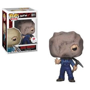 Funko Horror Friday the 13th Jason with Bag Mask