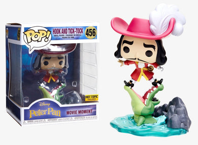 Pop Movie Moment: Peter Pan - Hook and Tick-Tock - Hot Topic Exclusive