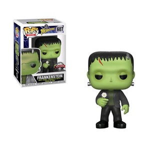 Funko Movies Universal Monsters Frankenstein with Flower