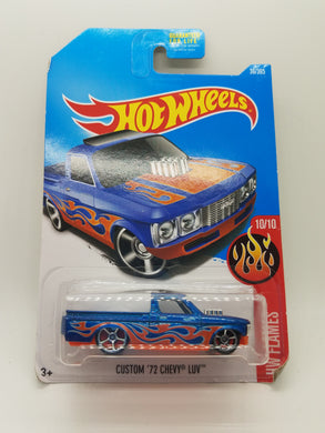 HOT WHEELS CUSTOM 72 CHEVY