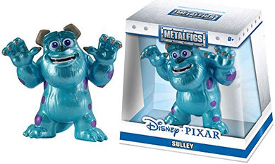 Disney Monsters Inc. Metals Diecast Sulley (D15) 2.5 Inch Figure
