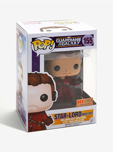 Funko Pop Movies - Star Lord * Box Lunch Exclusive