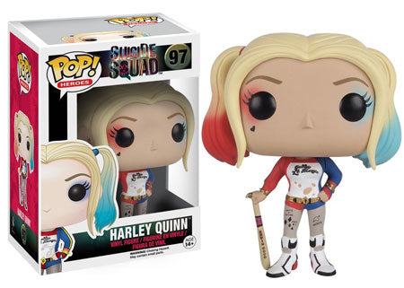 Funko Pop Harley Quinn (Suicide Squad)