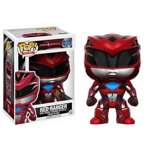 Pop Movies: Power Rangers - Red Ranger