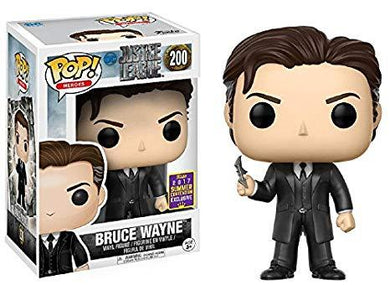 Funko Pop Heroes Justice League Bruce Wayne (SHARED STICKER)