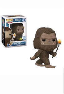 Funko Pop Myth Big Foot GITD
