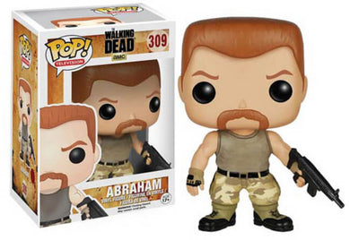 Pop Television: The Walking Dead - Abraham