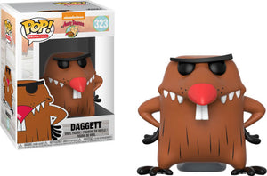 Pop Animation: The Angry Beavers - Daggett