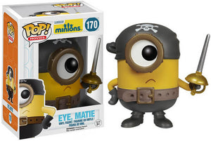 Pop Movies: Minions - Eye, Matie