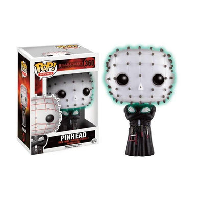 Pop Movies: Hell Raiser III - Pinhead - Hot Topic Exclusive Glow In The Dark