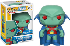 Pop Heroes: Justice League - Martian Manhunter - Walmart Exclusive