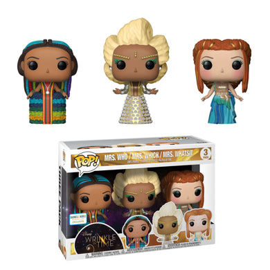 Pop Movies: A Wrinkle In Time - Mrs. Who/ Mrs. Which/ Mrs. Whatsit - Barnes & Noble Exclusive