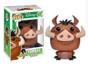 Funko Pop Disney Lion King Pumba Vaulted