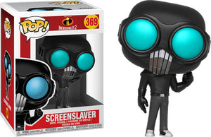 Pop Movies: The Incredibles 2 - Screenslaver