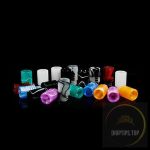 510 Acrylic Drip Tips-Short