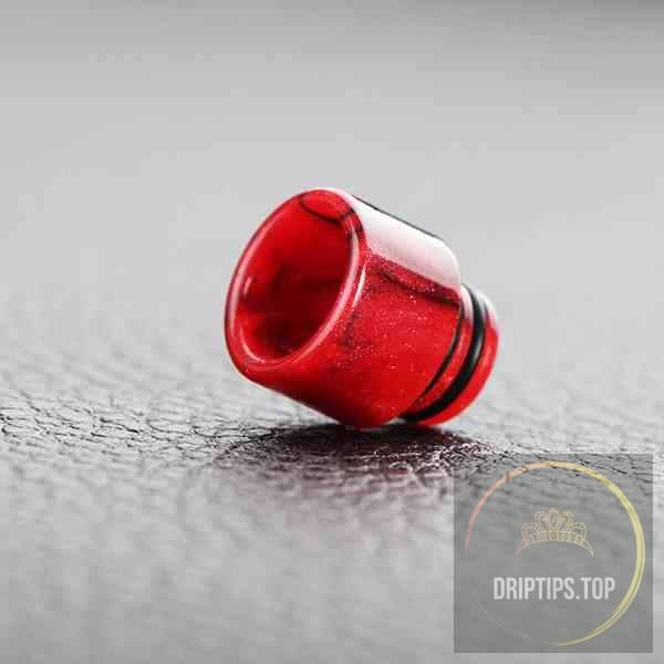 510 Epoxy Resin Drip Tips 2 O Rings