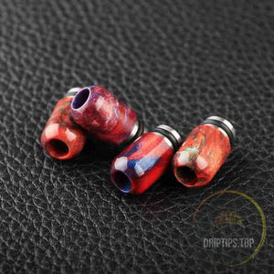 510 Ss Resin Drip Tips