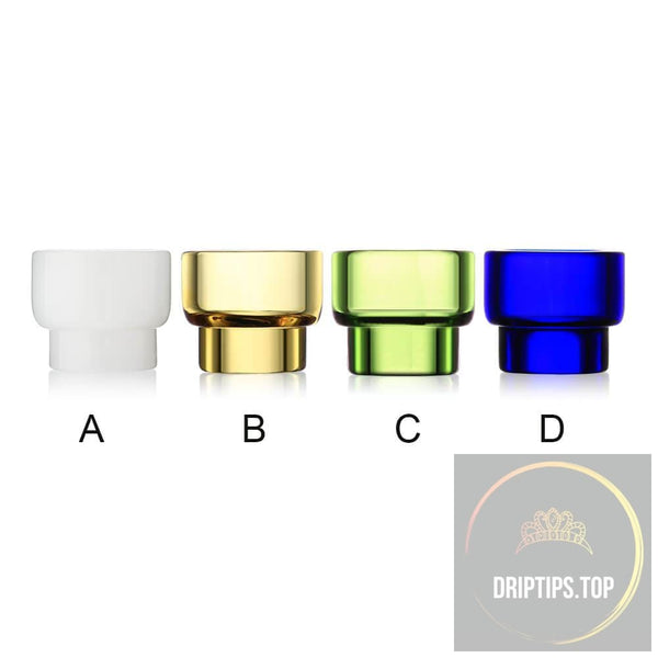 810 Colored Glass Drip Tips For Kennedy Goon Rda