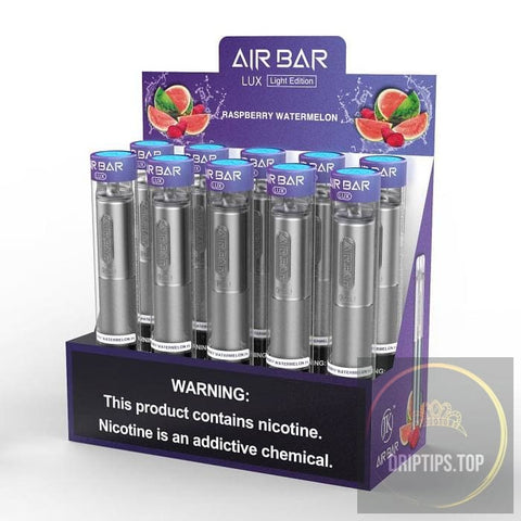Air Bar Lux 2.7ML 1000 Puffs Disposable Pod Device 1 box (10 units) -China Factory Wholesale