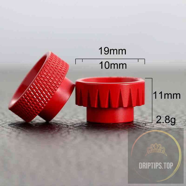 Aluminium Drip Tips For Kennedy Goon Rda