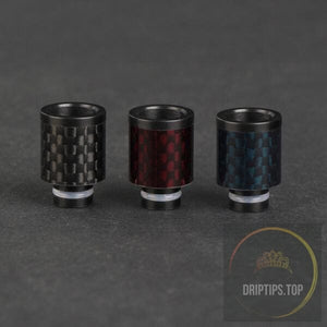 Big Size Wide Bore Carbon Fiber Drip Tips