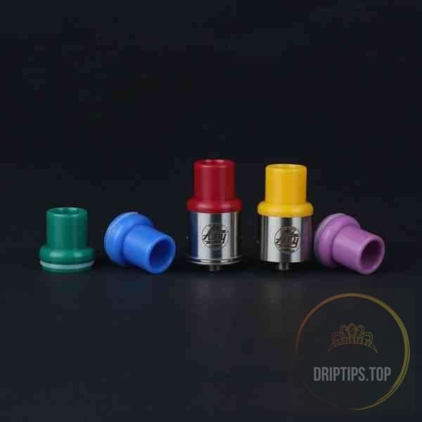 Colorful Drip Tips For Atty Rda