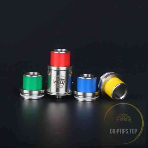 Colorful Stainless Steel Drip Tips For Atty Rda