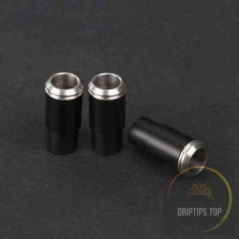 Delrin With Stainless Steel Insert Friction 510 Drip Tips