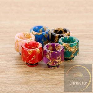 Epoxy Resin 510 Drip Tips (H15*w15.5Mm)