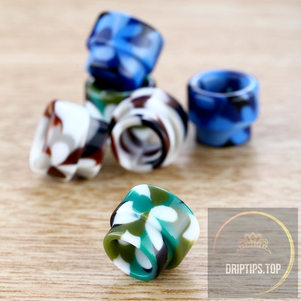 Epoxy Resin 810 Drip Tips for Kennedy/Goon (Friction fit)