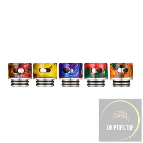 Epoxy Resin 810 Drip Tips For Tfv8/tfv12 -Adjustable Airflow