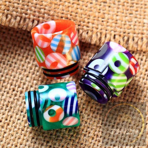 Epoxy Resin Beads 810 Drip Tips For Smok Tfv8 Tfv12