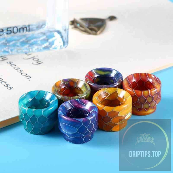 Epoxy Resin Nets Drip Tips For Kennedy / Comp Lyfe/528