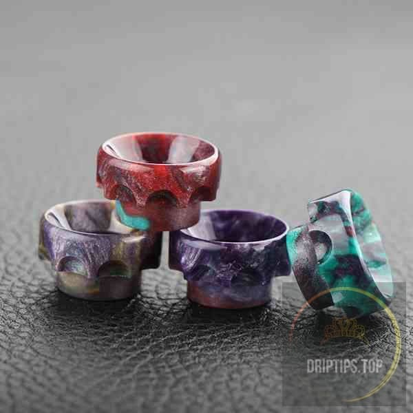 Epoxy Resin Wave Drip Tips For Kennedy 24 / Comp Lyfe / 528