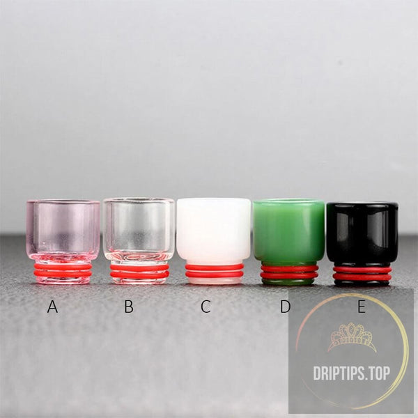Glass Drip Tips For Tfv8