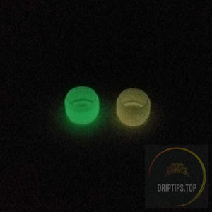 Glow In The Dark Replacement Glass For Smok Tanks -Bulb Pyrex Glass Tube 20Pcs/box