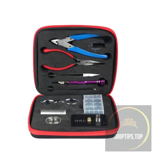 New E-Cig Diy Tool Kit For Advanced Vaping Users - Vaping Accessories