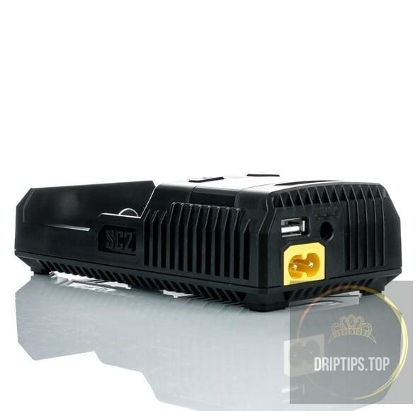 Nitecore Sc2 Superb 3A Quick Intelligent Battery Charger For Li-Ion/imr/lifepo4/ni-Mh(Nicd)