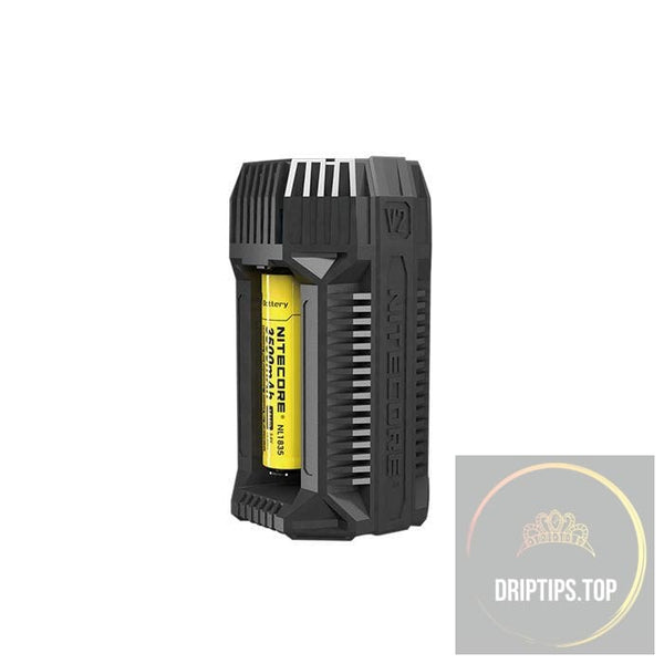 Nitecore V2 6A 2-Channel In-Car Speedy Battery Charger