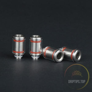 Outside Glazing (Pyrex Glass) Wide Bore Drip Tips
