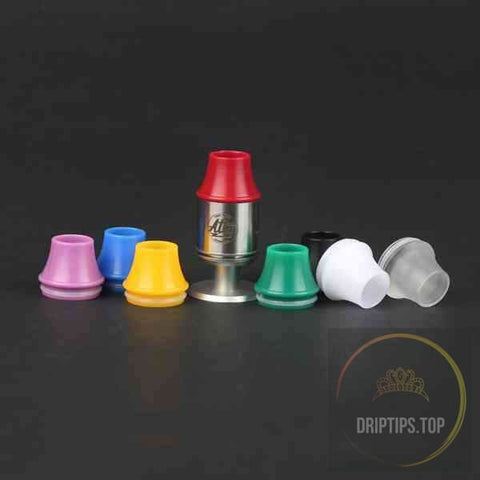 Pom Material Top Caps For Atty Rda