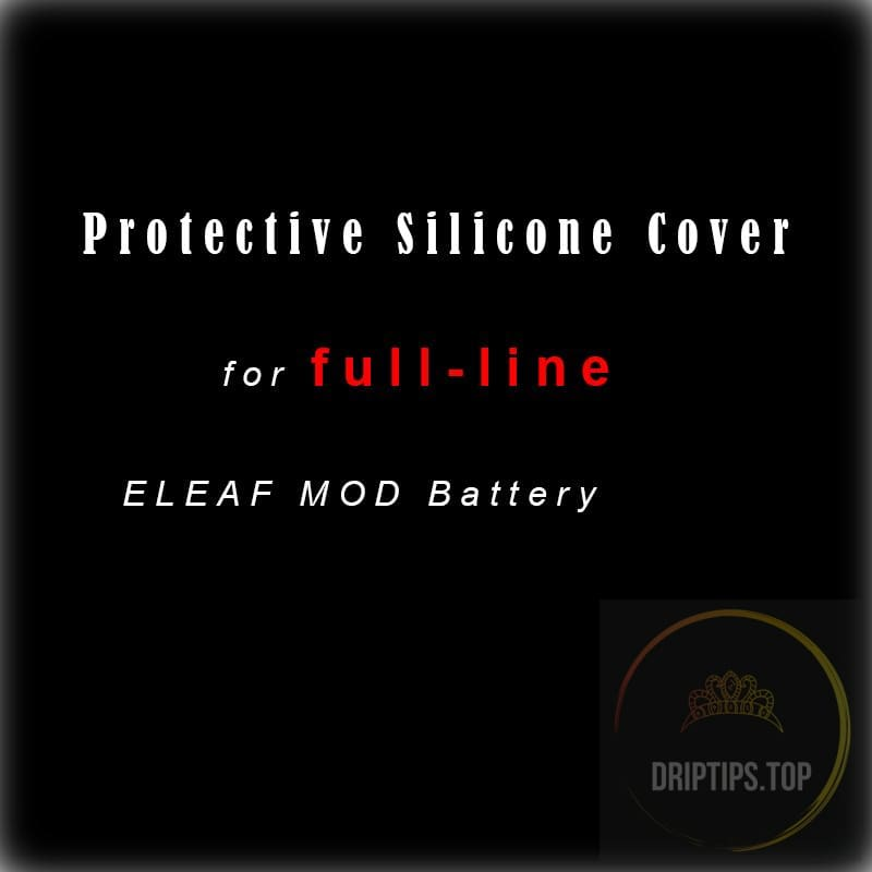 Protective Cover Silicone Case / Rubber Skin For Eleaf Mod Devices