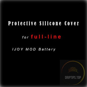 Protective Cover Silicone Case / Rubber Skin For Ijoy Mod Device