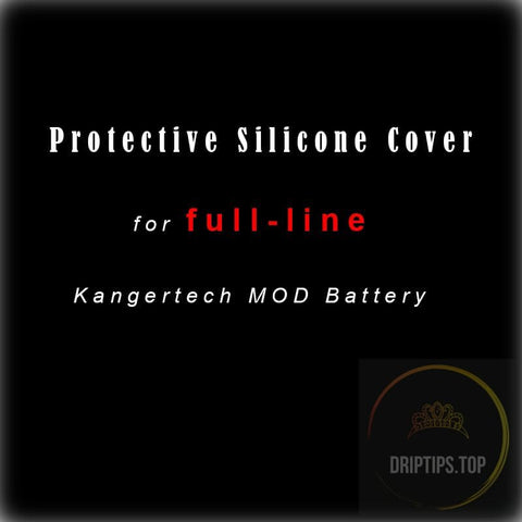 Protective Cover Silicone Case / Rubber Skin For Kangertech Mod Devices